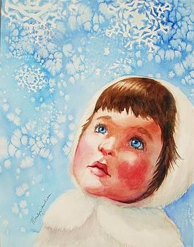 Marilyn Jacobson - First Snowfall