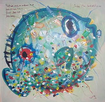 Fish-3 by Senol Sak