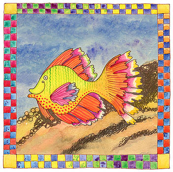 Fish #6 by Rose Gauss