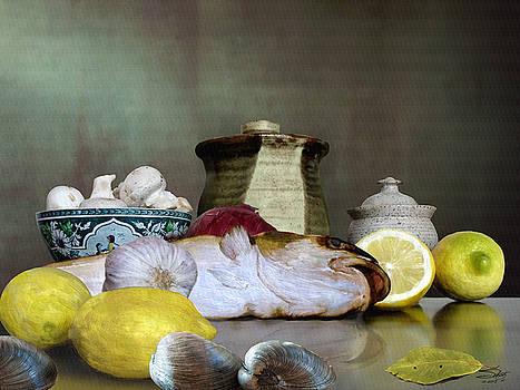 Fish Chef's Table by Matthew Schwartz