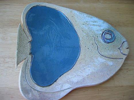 Fish Platter by Julia Van Dine