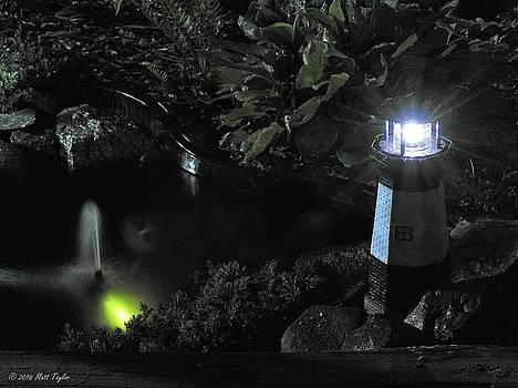 Fish Pond Lighthouse by Matt Taylor