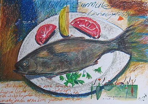 Fish28 by Senol Sak