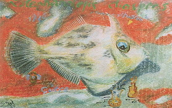 Fish34 by Senol Sak