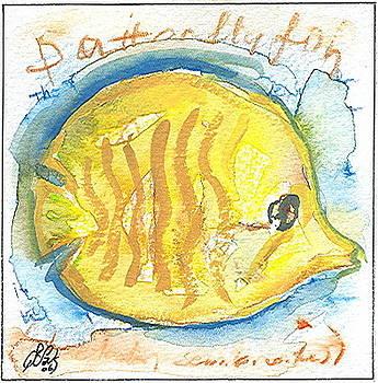 Fish46 by Senol Sak