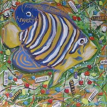 Fish8 by Senol Sak