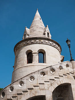 Fisherman's Bastion Turret by Rae Tucker