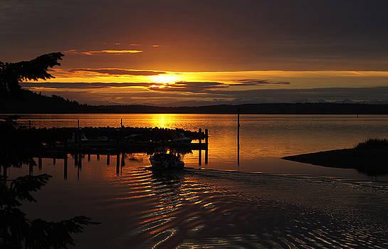 Fisherman's Dawn by Wendy Emel