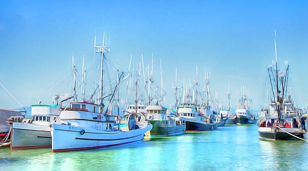 Fisherman's Wharf by Theresa Tahara