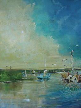 Fishermen  of Men by Terrence  Howell