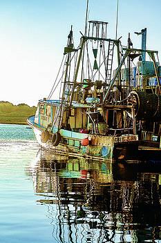 Fishing Boat Blues by Carol Sutherland
