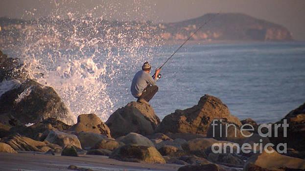 Fishing by Chris Tarpening