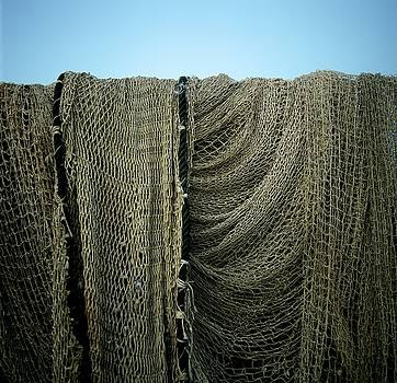 BERNARD JAUBERT - Fishing net