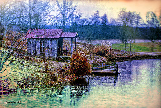 Fishing Paradise by Bonnie Willis
