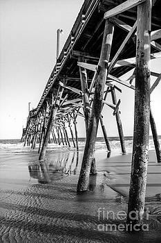 Fishing Pier by Debbie Green