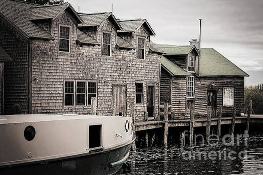 Fishtown by Randall  Cogle