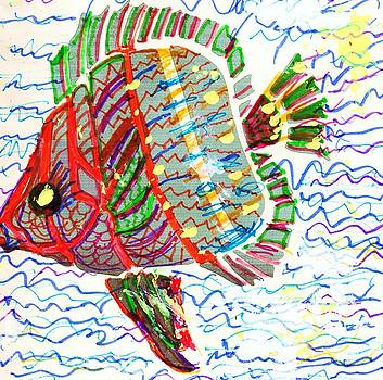 Anne-elizabeth Whiteway - Fishy Wiggles