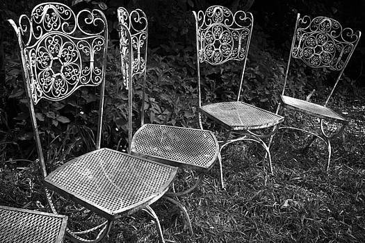Five Chairs by Colleen Williams