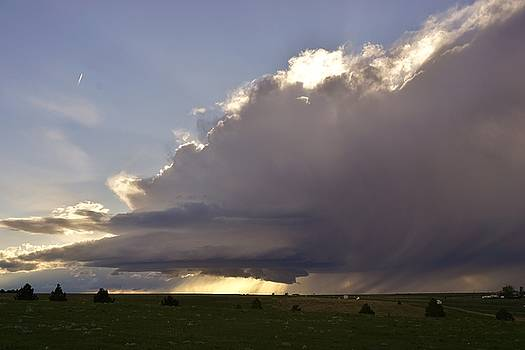 Flager CO Supercell  by Ed Sweeney