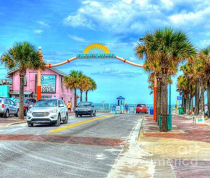 Flagler Avenue by Debbi Granruth