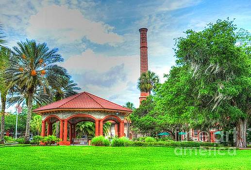 Flagler College Campus by Debbi Granruth