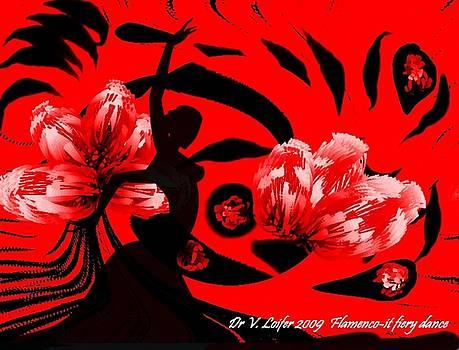 Flamenco-fairy dance by Dr Loifer Vladimir