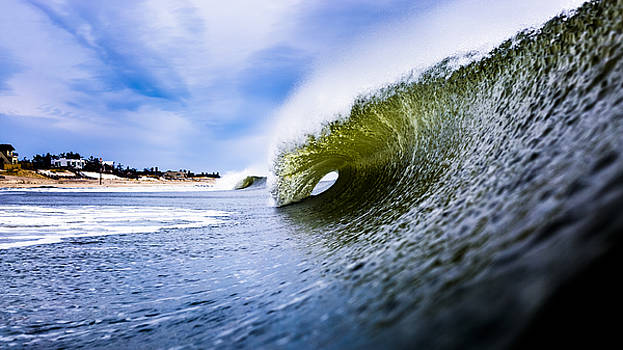 Flared Out Wave by Ryan Moore