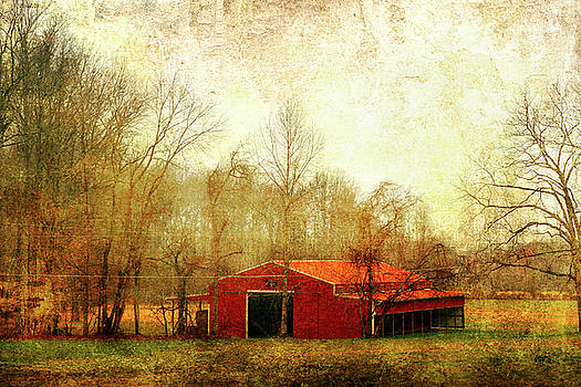 Flat Fork Barn by Tiffany Dawn Smith