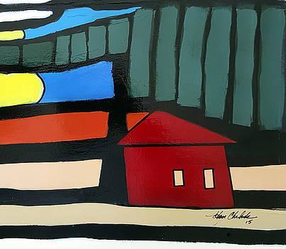 Flat Land by John Chehak