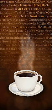 Flavors of Coffee by Heather Lee