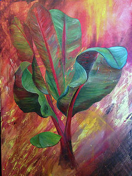 Flavour of Leaves by Paulina Lwowska