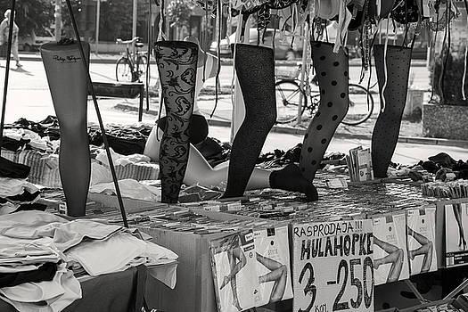 Flea Market 7 by Zeljko Dozet