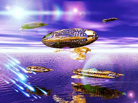 Fleet Dense by Jacqueline Lloyd