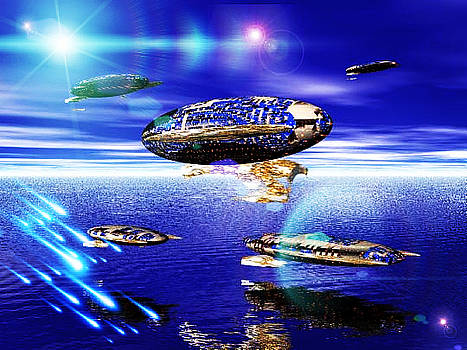 Fleet Lomo by Jacqueline Lloyd
