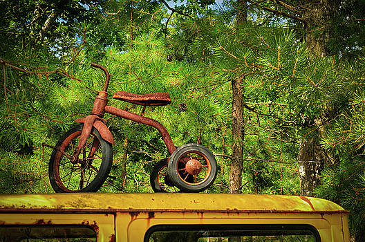 Louis Dallara - Flemmings Tricycle
