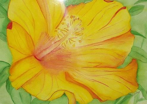 Fleur  by Djl Leclerc