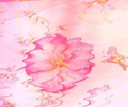 Anne-elizabeth Whiteway - Flight of a Pink Whim