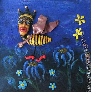 Flight Of The Bumblebee by Cathi Doherty
