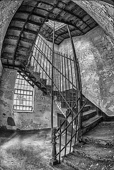 Stairway by Rebecca Skinner