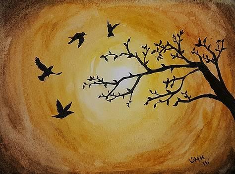 Flight by Stephanie Haertling