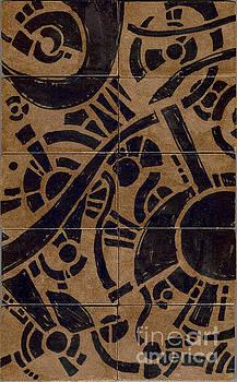 Flipside 1 Panel B by Joseph A Langley