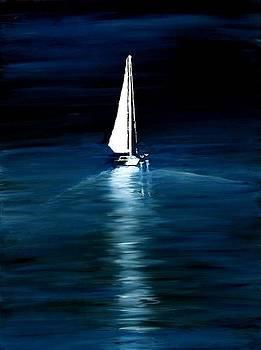 Floating Away by Saran A N