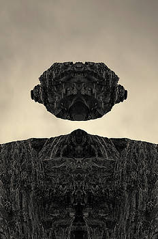 David Gordon - Floating Head I Toned
