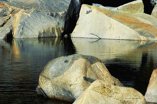Floating Stones by Donna Blackhall