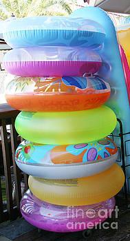 Floats by Lynn Jackson