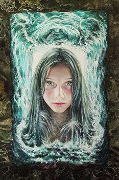 Flood Of Thoughts by Maria Bozina