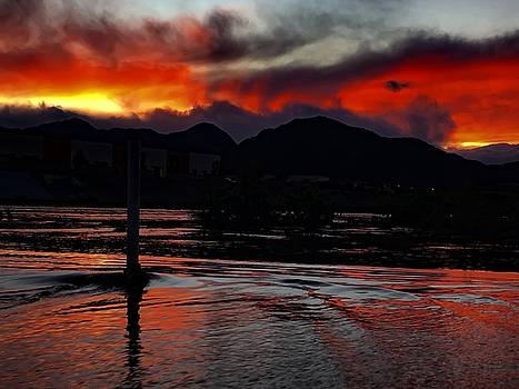 Flood Waters by Chris Tarpening
