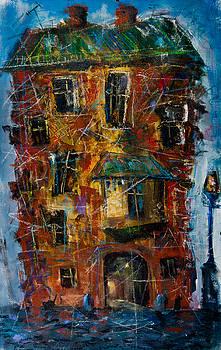 Flooded House by Maxim Komissarchik