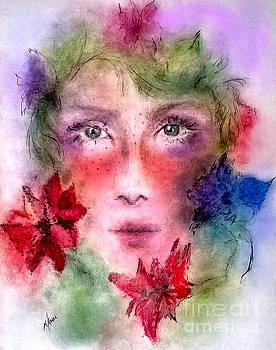 Flora by Maria Hakobyan