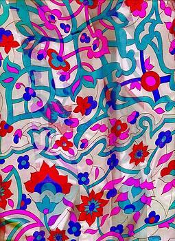 Floral Fabric by Tamarra Tamarra